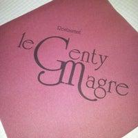 Photo prise au Le Genty Magre par Jess' J. le9/28/2012
