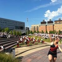 Photo taken at University of Cincinnati by Maureen J. on 8/31/2013
