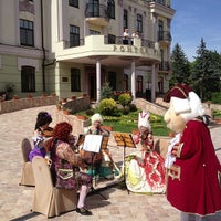 Снимок сделан в Pontos Plaza Hotel&SPA пользователем Евгений 5/11/2013