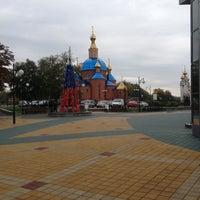 Photo taken at ДК Дубовской by Евгений on 10/5/2012