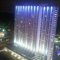Снимок сделан в Измайлово «Гамма-Дельта» / Izmailovo Gamma Delta Hotel пользователем Armen A. 11/13/2012