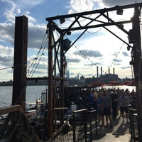 Photo taken at Brooklyn Barge by Sarah on 8/13/2017