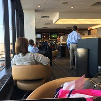 Photo taken at Delta Sky Club by Sarah on 4/28/2017