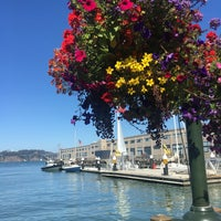 Photo taken at Central Embarcadero Piers by Sarah on 7/24/2016