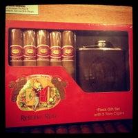Photo taken at OK Cigars by Sarah on 12/1/2012