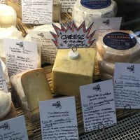 Photo taken at Saxelby Cheesemongers by Sarah on 2/23/2017