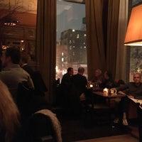 Photo taken at The Yard at SoHo Grand Hotel by Sarah on 12/12/2016