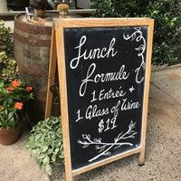 Photo taken at St Tropez Restaurant & Wine Bar by Sarah on 7/4/2018
