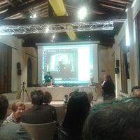 Photo taken at Ginestra Fabbrica della Conoscenza by Francesco D. on 5/2/2015