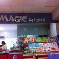Photo taken at Magic Kitchen by Dang on 10/1/2012