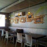 Photo taken at Desecheo Restaurant by Marko T. on 10/29/2012