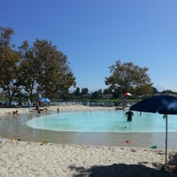 Photo taken at south lake lagoon by Celeste M. on 9/1/2014