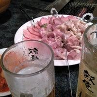 Photo taken at 焼肉 叙庵 池袋本店 by 聖やきょう on 5/7/2017