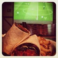 Photo taken at The Toucan Irish Pub by Tarek on 4/28/2013