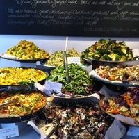 Photo taken at Ottolenghi by Thalia G. on 12/30/2012