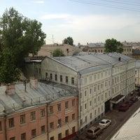 Photo taken at Финансовый университет при Правительстве РФ by Elena B. on 5/17/2013