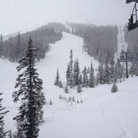 Photo taken at Big Sky Resort by deb s. on 2/28/2013