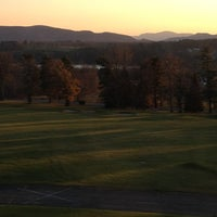 Photo taken at Cranwell Resort, Spa and Golf Club by deb s. on 11/9/2012