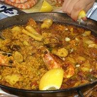 Foto tirada no(a) Restaurante Salamanca por Juli G. em 5/11/2013