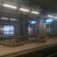 Photo taken at Belgradе Centre Railway Station by Mario M. on 1/17/2017