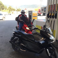 Photo taken at Shell by Semih S. on 10/11/2014