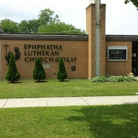 Photo taken at Ephphatha Lutheran Church by P M. on 6/9/2013