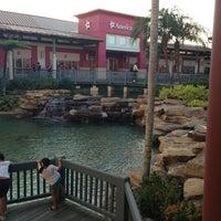 Photo taken at The Falls by Jaime M. on 2/9/2013