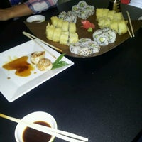Photo taken at Bonsai Sushi Delivery by Cristofer A. on 10/3/2012
