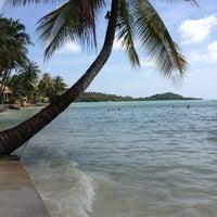 Photo taken at Kandaburi Resort & Spa by Ekaterina on 12/28/2012