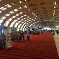 Photo taken at Terminal 2E by Sergy on 2/4/2013