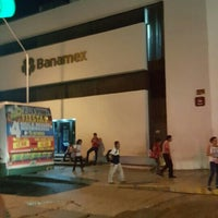 Photo taken at Banamex by Joanna S. on 5/28/2016