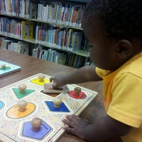 Photo taken at Mid-Continent Public Library Antioch Branch by Mary G. on 5/9/2013