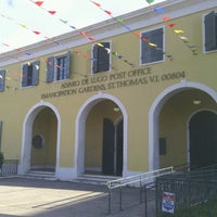 Photo taken at Alvaro De Lugo Post Office by Stephen M. on 4/11/2013