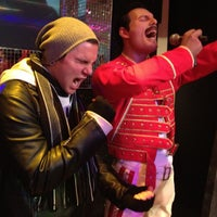 Photo taken at Madame Tussauds by Victor on 12/29/2012
