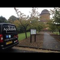 Photo taken at Hamilton Mausoleum by George S. on 10/18/2012