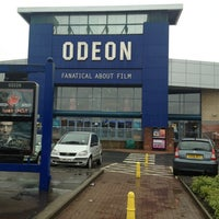 Photo taken at Odeon by George S. on 2/10/2013
