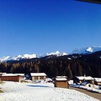 Photo taken at Bellamonte by Viktor Á. on 3/12/2014