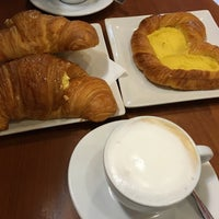 Photo taken at Caffetteria Pasticceria Scapini by Zeynep on 7/7/2016
