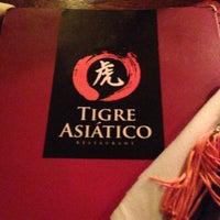 5/5/2013にBrunoがRestaurante Tigre Asiáticoで撮った写真