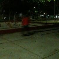 Photo taken at Parque del Porvenir by Erika P. on 11/23/2012
