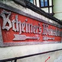 Photo taken at Wirtshaus Zum Domreiter by Dmitriy Z. on 1/14/2014