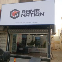 Photo taken at Game Nation by 9ale7 B. on 8/23/2013