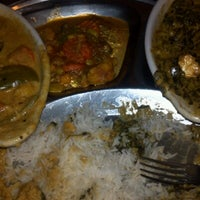 Photo taken at Nepal Restaurant Nepali & Indian Cuisine by Breanna F. on 2/26/2013
