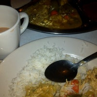 Photo taken at Nepal Restaurant Nepali & Indian Cuisine by Breanna F. on 2/2/2013