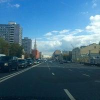 Photo taken at Садовая-Сухаревская улица by Sergey V. on 9/2/2016