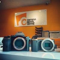 Photo taken at Camera Rental Centre by Nicholas L. on 11/28/2013