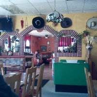 Photo taken at Rigo's Mexican Restaurant by PHILLIP D. on 11/20/2012