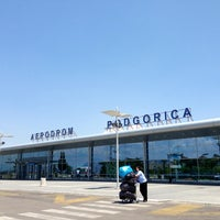 "Photo taken at Podgorica Airport (TGD) by 🆔K""ka on 6/28/2013"