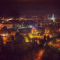 Photo taken at Radisson Blu Latvija Conference & SPA Hotel by Alessandro G. on 2/16/2013