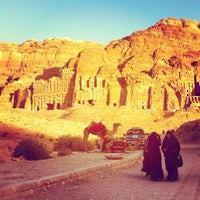 Photo taken at Petra by Alessandro G. on 12/7/2012